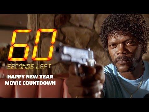 60 Seconds Left - New Year Movie Countdown #2