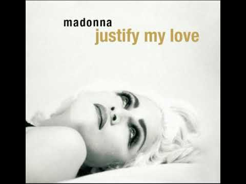 Madonna - Justify My Love ( Only Lenny Kravitz Vocals Recording)