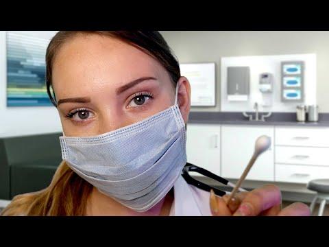 ASMR Testing You For Corona Virus (Raising Awareness and Debunking Myths!)