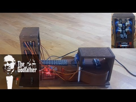 UkuRobot - The Godfather Theme