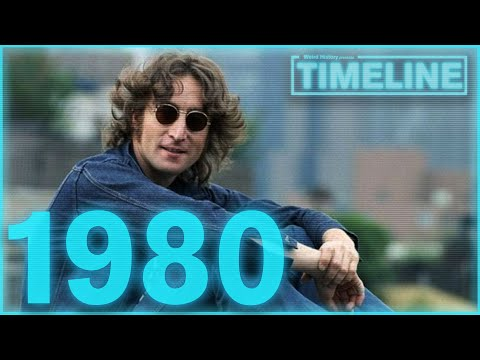 Timeline: 1980 - A Look Back at the Year 1980