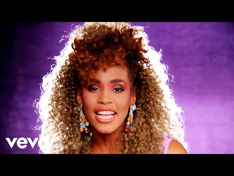 Whitney Houston - I Wanna Dance With Somebody (Official Video)
