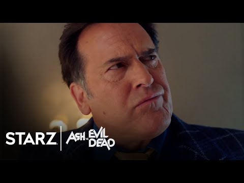 Ash vs Evil Dead is Filmed in Front of a Live Studio Audience | STARZ