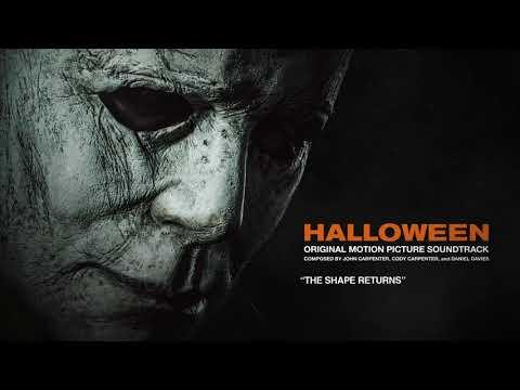 John Carpenter - The Shape Returns (Official 2018 Halloween Soundtrack Audio)