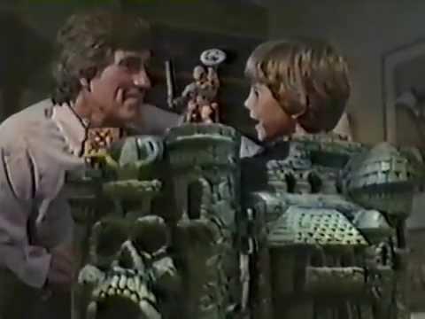 80's Ads: He Man Castle Greyskull Matel 1981 Upgrade