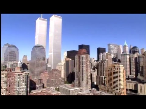 New York City in 1993 in HD - DTheater DVHS Demo Tape