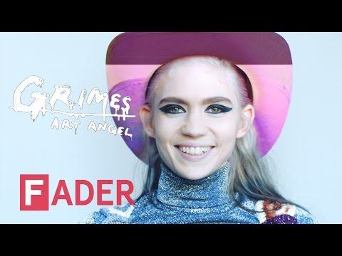 Grimes - Art Angel (Documentary)