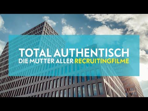 TOTAL AUTHENTISCH - DIE MUTTER ALLER RECRUITINGFILME