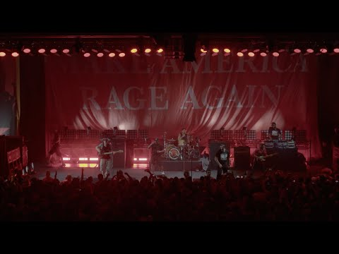 Prophets Of Rage - Killing In The Name (Live)