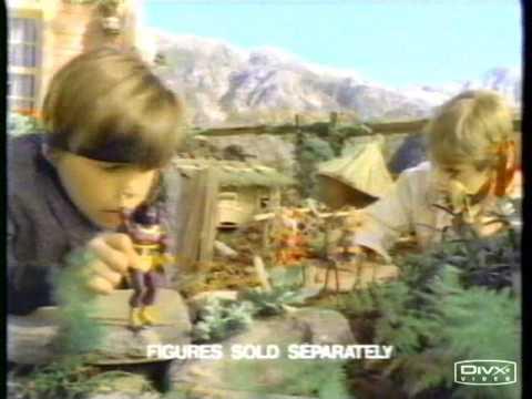 80's Commercials - Chuck Norris Karate Kommandos