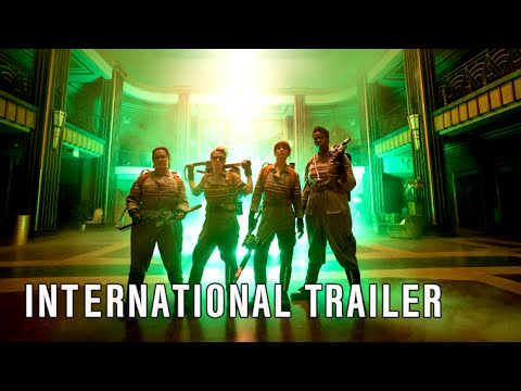 GHOSTBUSTERS - International Trailer - In Cinemas July 14