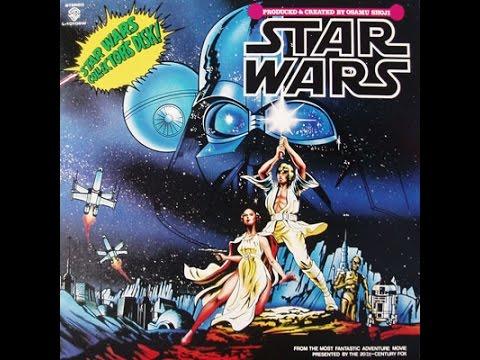 Osamu Shoji - Star Wars (full album)