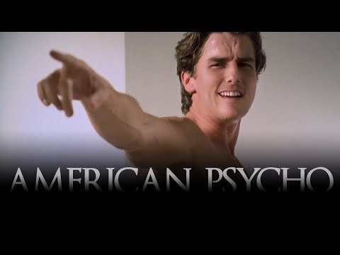 Tom Cruise is an American Psycho [DeepFake] [NSFW]