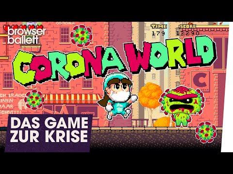 Corona World: Das Game zur Krise