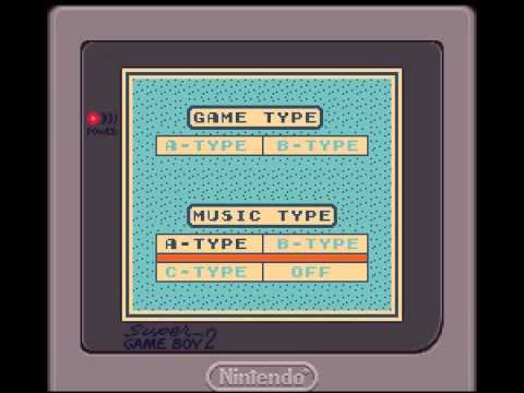 "Game Boy Tetris version 1.0 ~ Alternate A-TYPE song ""Minuet"" (READ DESCRIPTION)"