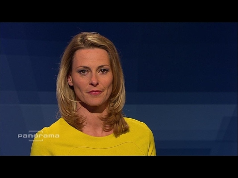 """Anja Reschke: """"Dagegen halten - Mund aufmachen""""   NDR"""