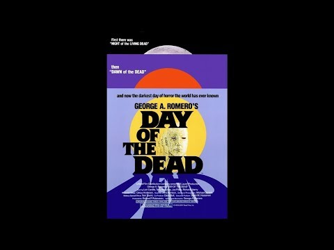 Day of the Dead - Movie Trailer (1985)