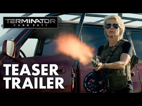 Terminator: Dark Fate - Official Teaser Trailer (2019) - Paramount Pictures