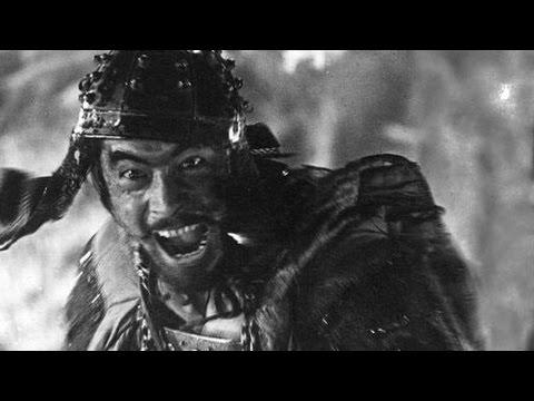 Seven Samurai - Drama Through Action | The Cinema Cartography