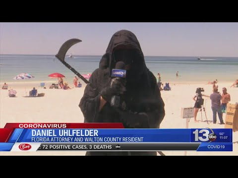 Grim Reaper in Walton County