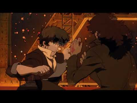 Cowboy Bebop: The Movie, Spike vs. Vincent Full Scene (HD, 60 FPS, English Dubbed)
