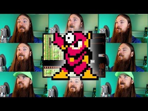 Mega Man 2 - Metal Man Acapella