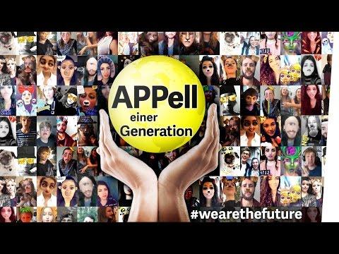 Appell einer Generation