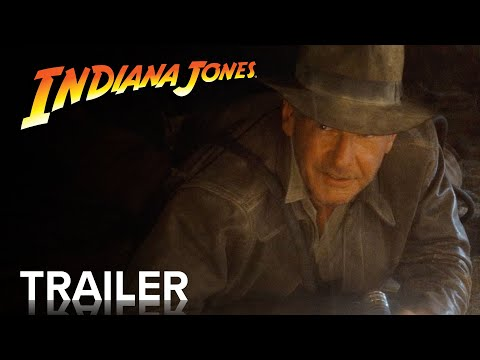 INDIANA JONES AND THE KINGDOM OF THE CRYSTAL SKULL | Official Trailer | Paramount Movies