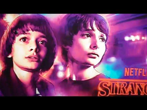 STRANGER THINGS Pinball Trailer (2019) Netflix Horror