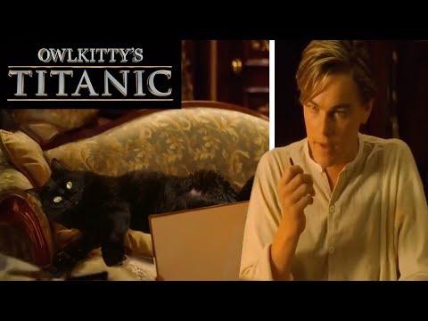 My cat in Titanic (HD)