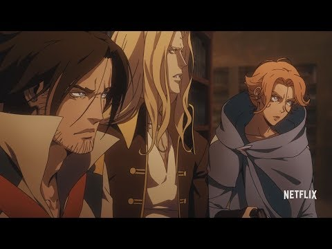 Exclusive: Castlevania Season 2 Trailer