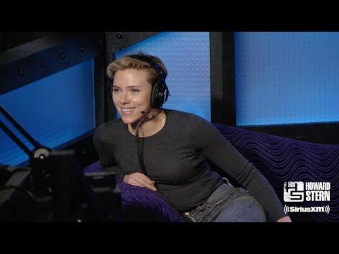 "Scarlett Johansson Talks Making ""Lost in Translation"" With Bill Murray"