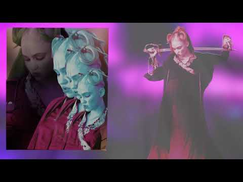 Grimes - You'll Miss Me When I'm Not Around (Cyberpunk Style) #GrimesArtKit