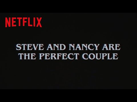 Stranger Things | Love in the Upside Down | Netflix