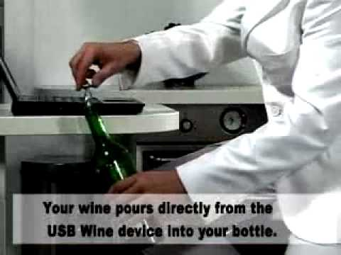 USB wine (English subtitles)
