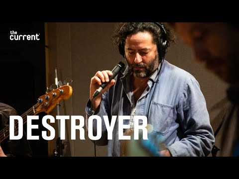 Destroyer - It Just Doesn't Happen (Live at The Current)