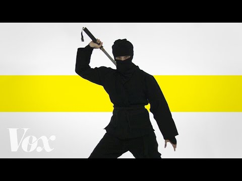 How ninjas went mainstream