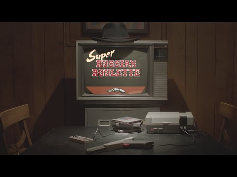 Super Russian Roulette - A New Party Game for the NES