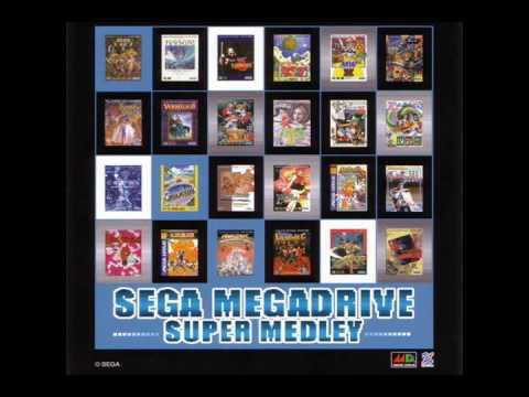 Sega Mega Drive Super Medley (2005)
