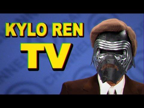 Kylo Ren TV