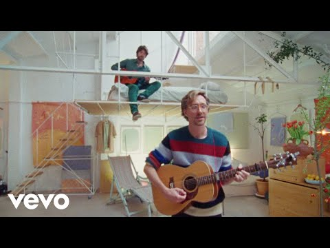 Kings Of Convenience - Rocky Trail (Official Video)