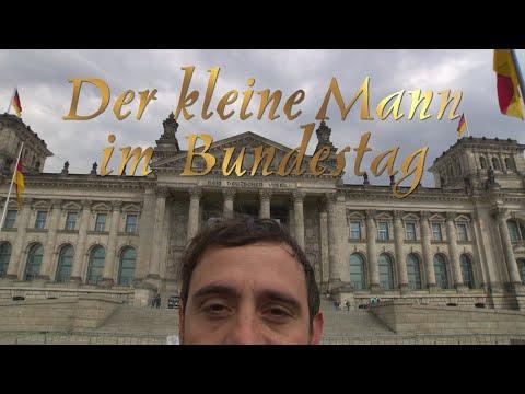 Der kleine Mann im Bundestag: Vorratsdatenspeicherung   extra 3   NDR