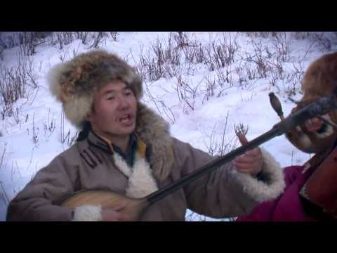 The Altai band - Jingle Bells (mongolian version)