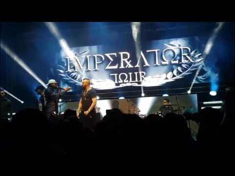 [FULL] Kollegah schlägt Fan - Imperator Tour Leipzig 18.03.17