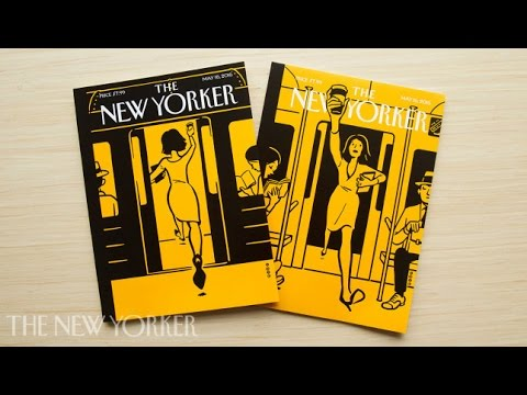 Introducing Christoph Niemann's Augmented-Reality Covers | The New Yorker