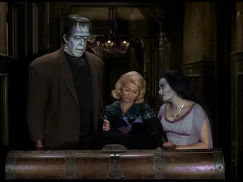 The Munsters - Marilyn's Hope Chest (in COLOR) - POP-COLORTURE.com