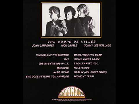 The Coupe De Villes - 3 - She Has Friends In L.A. (John Carpenter, Nick Castle, Tommy Lee Wallace)