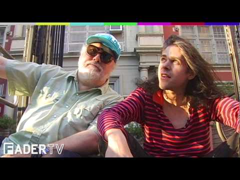 Ariel Pink + R. Stevie Moore - Interview (Episode 94)