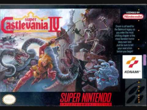 Super Castlevania IV OST: Stage 3 The Cave (3-1)