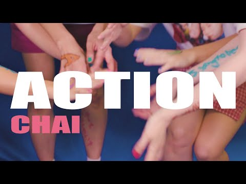 CHAI - ACTION - Official Music Video